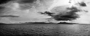 View From The Isle by phoelixde