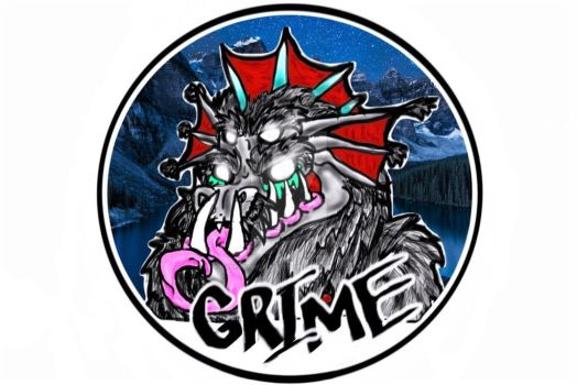 Personal Digital Badge: Grime by RageandRoarCustoms