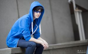 Nightwing Blues by amaleighcp