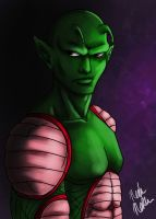 Piccolo by MajinNeda