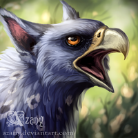Commission: Firi icon by Azany
