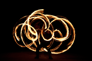 fireshow II by Artush