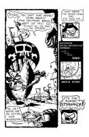 Issue 2, Page 2 - HtbR by driver16