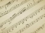 sheet music 2 by Kerbi-stock