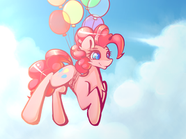 [DTA] Laughing In The Sky by PonyBytes