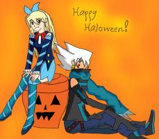 Happy haloween by Gibder