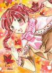 ACEO #137 - I love autumn by oONorchenOo