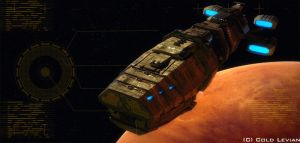 Gameproject: Capitalship Anima by Cold-Levian