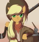 Applejack Profile by MrIcantdraw