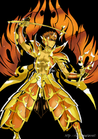 Saint Seiya - Hephaistos by Fayeuh