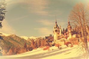 Peles Castle by ChikumoX