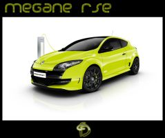 Renault Megan RSe by TTS by TeofiloDesign
