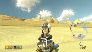 Mad Max in GCN Dry Dry Desert by SonicPal