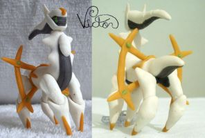 493 Arceus by VictorCustomizer