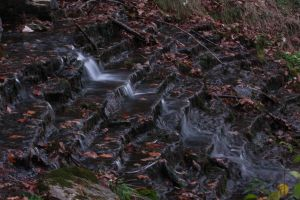 Cascading Water by mitsubishiman