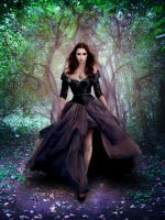 Dark Beautiful Creatures by KSewellDesigns
