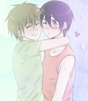 MakoHaru Kids by SinfulHime