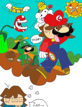 New SMB Wii? by Cencan