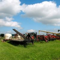 Farm contraptions by flamingfish