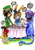 Mad Teaparty With Alice? by S0MAwalkingDEAD