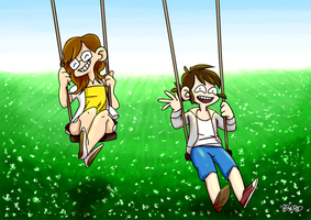 Swinging in '09 by isywood