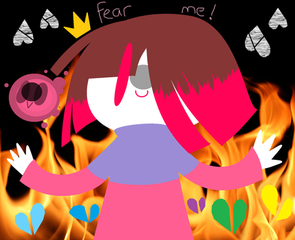 Everyone should FEAR Betty or FEAR THE FEAR by Soursopful
