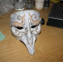 Homemade Nasone Mask pt.3 by Psychonautus
