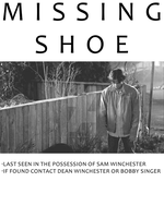 Sam Winchester - I lost my shoe... by balladofloki