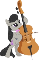 Classical Octavia Vector by cayfie