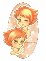 Hitachiiin Twins-Chibified by Remembrance7
