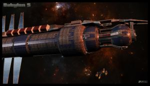 Babylon 5 by MotoTsume
