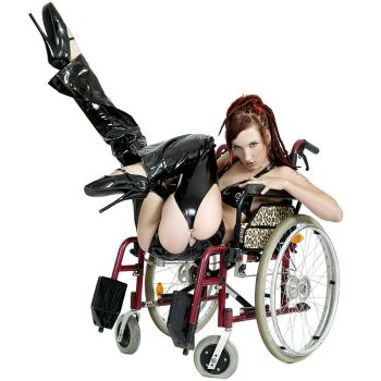 Paralympics Fetish Edition by tvds