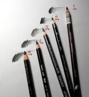 Matite da utilizzare! Pencils to use! by nicolasammarco