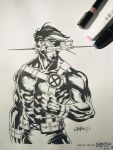 Scott-Cyclop INK by RyouKugaInk