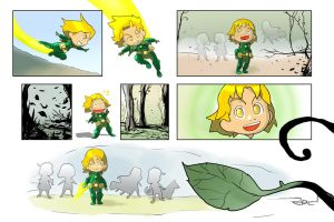 Cartoons page by rodcrison