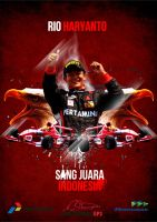 Rio Haryanto 2 by scrfaceunited