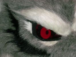Yugo's eye by FullmetalDevil