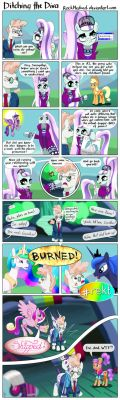 Ditching the Diva by RockMedved