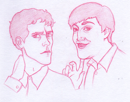 A Bit of Fry and Laurie by Rotae