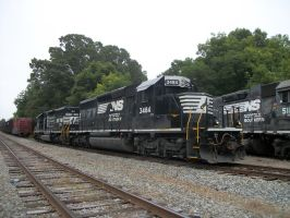 Norfolk Southern 3484 by CNW8646