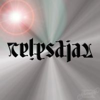 Celestial - Ambigram by DD28