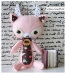 Miss Fawn by littlepaperforest