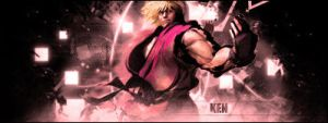 SF4 Ken Sig by UltimatuS1