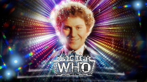 50th Anniversary Colin Baker Wallpaper by theDoctorWHO2