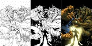 Ultimate Fantastic Four 47 by diablo2003