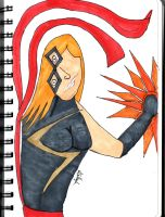 Ms Marvel. A good idea at the time. by Anthony-Callaghan