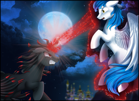 Comm: Good and Evil by pridark