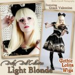 GLW - Daily Doll Blonde by larkir