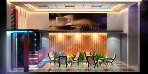 Coffee bar concept by nnq2603