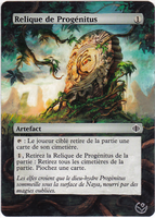 Altered card - Relic of Progenitus by JohannesVIII